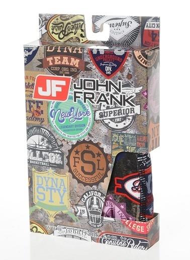 John Frank Boxer Renkli